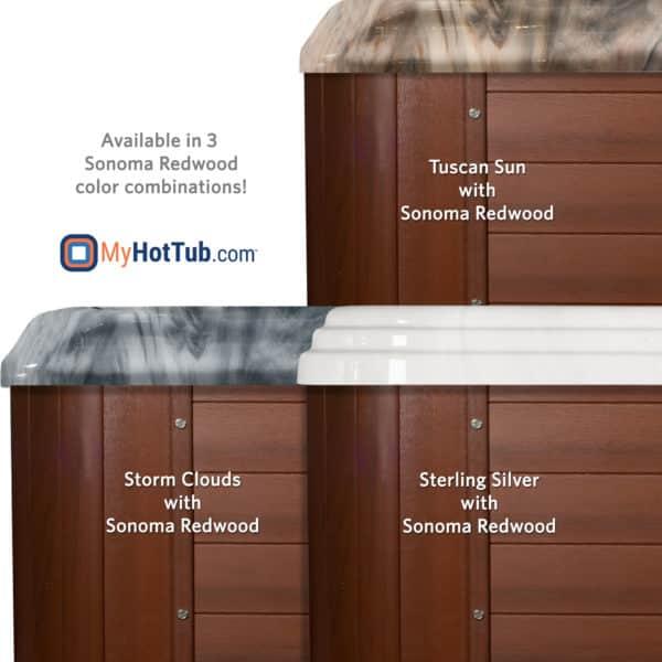 myhottub-acrylic-shell-Redwood-collage