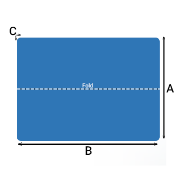 Rectangle with rounded corners